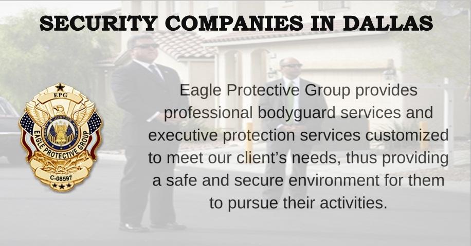 security companies in dallas -
