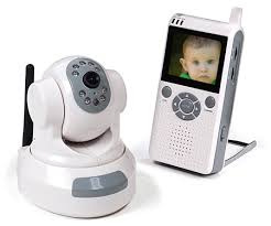 High tech and Unsafe : Baby Monitors