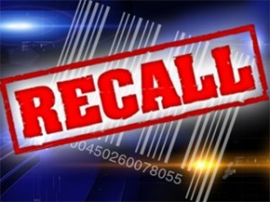 Holiday Recalls