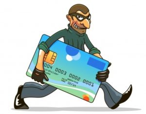 Many times, scammers use stolen credit cards to launder money through your small business.